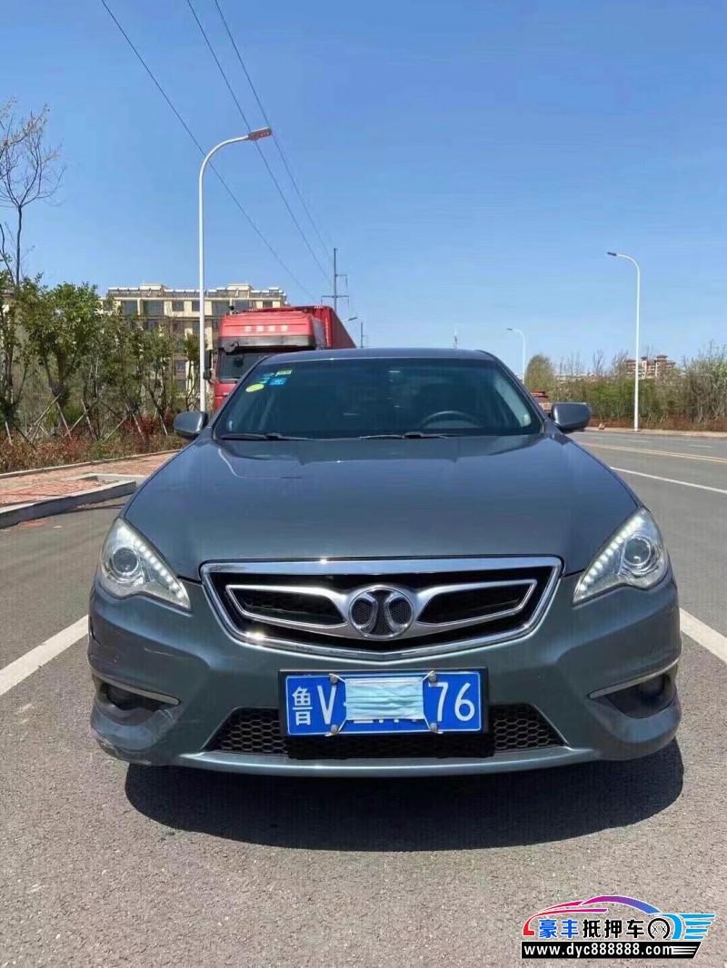 抵押车出售16年北汽绅宝D70轿车