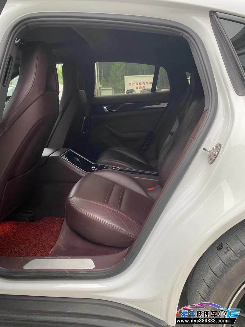 17年保时捷帕纳梅拉轿车抵押车出售