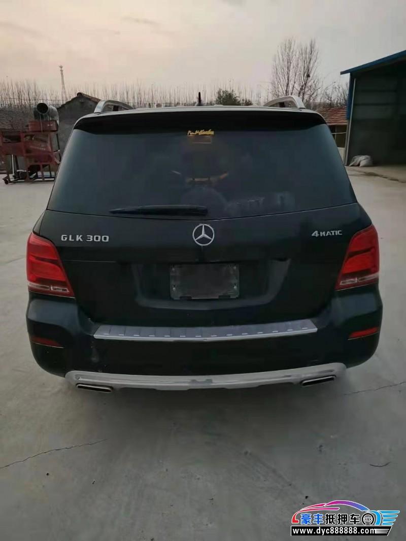 抵押车出售14年奔驰CLK级SUV