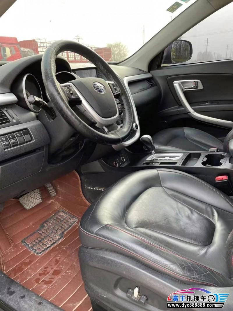 抵押车出售13年奔腾X80SUV