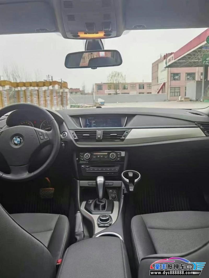 抵押车出售14年宝马X1SUV