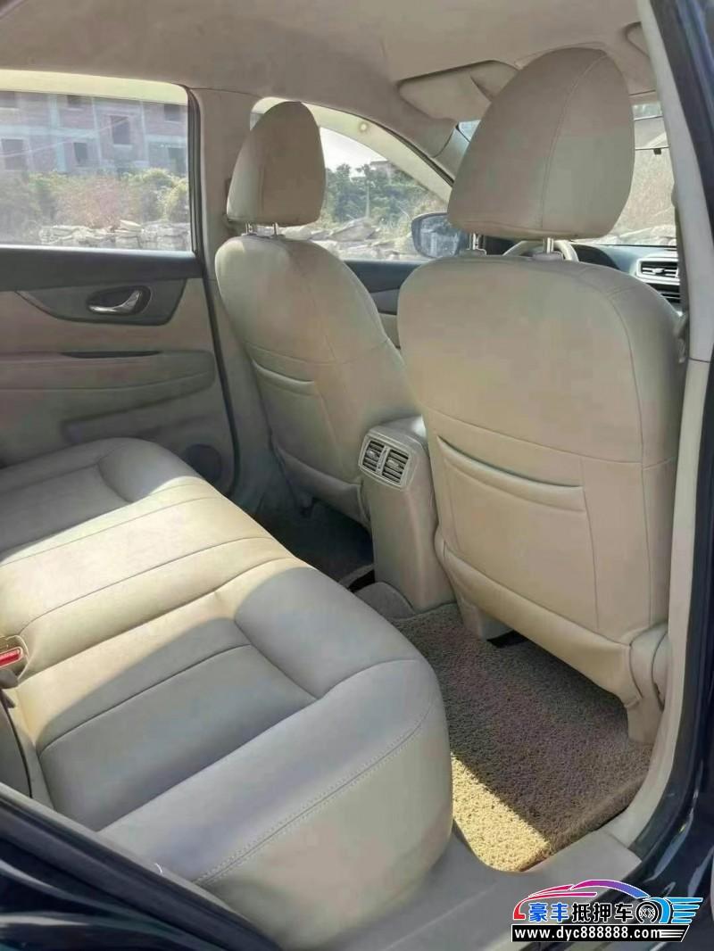 抵押车出售14年日产奇骏SUV