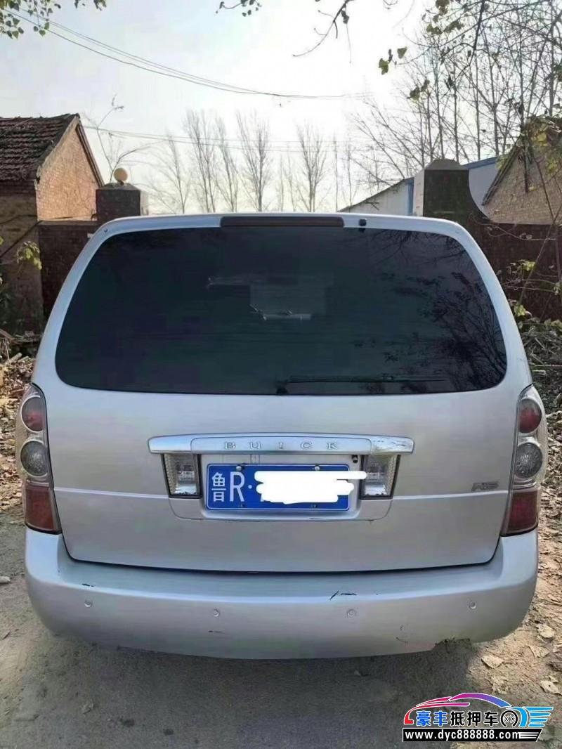 10年别克GL8MPV抵押车出售