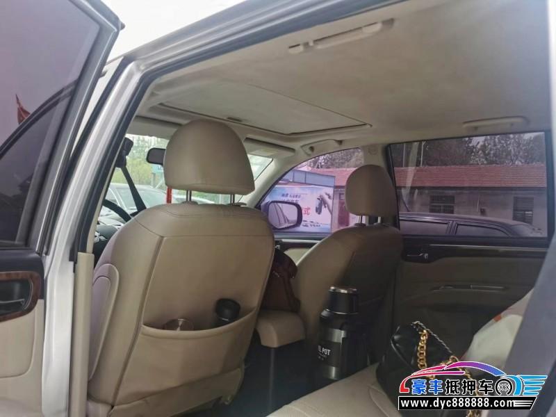 抵押车出售13年三菱帕杰罗·劲畅SUV