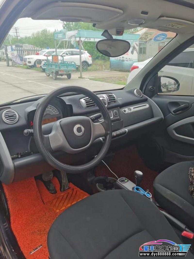 14年奔驰smart轿车抵押车出售