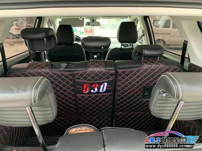 抵押车出售19年宝骏宝骏530SUV