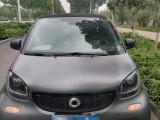 抵押车出售18年奔驰smart轿车