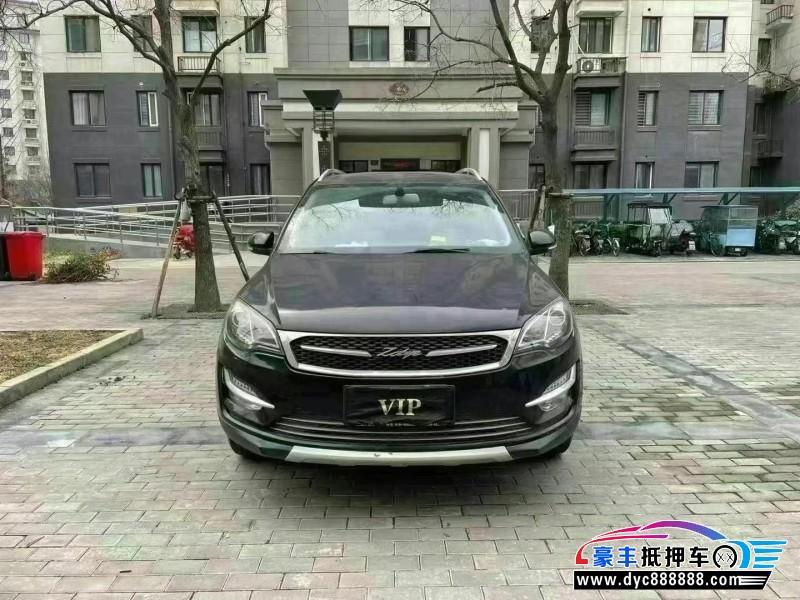 抵押车出售16年众泰大迈X5轿车