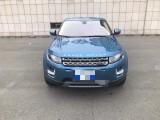 抵押车出售16年路虎揽胜极光SUV
