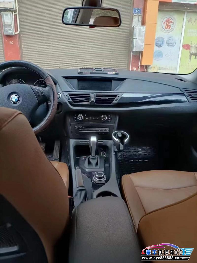 抵押车出售11年宝马X1SUV