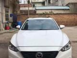 抵押车出售16年马自达阿特兹轿车