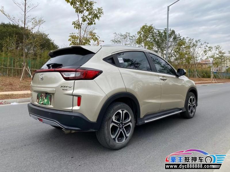 19年本田CR-VSUV抵押车出售