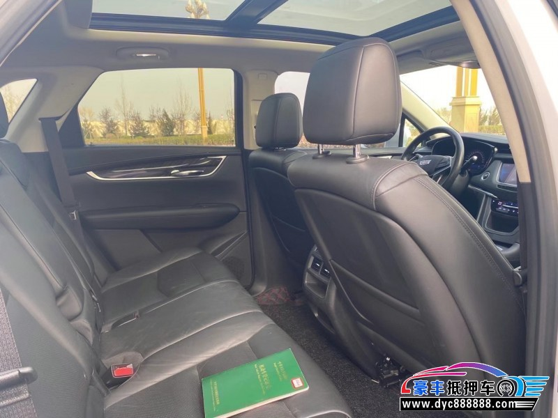 17年凯迪拉克XT5SUV抵押车出售