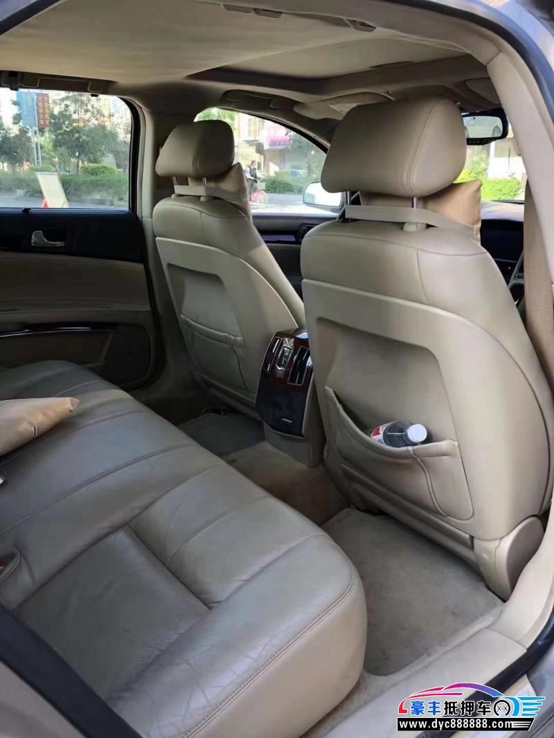 11年凯迪拉克赛威轿车抵押车出售