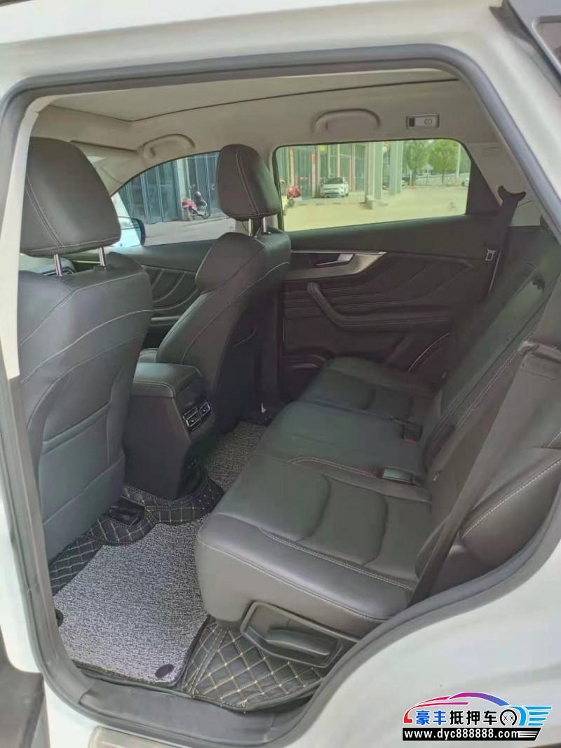 抵押车出售19年捷途X70SUV