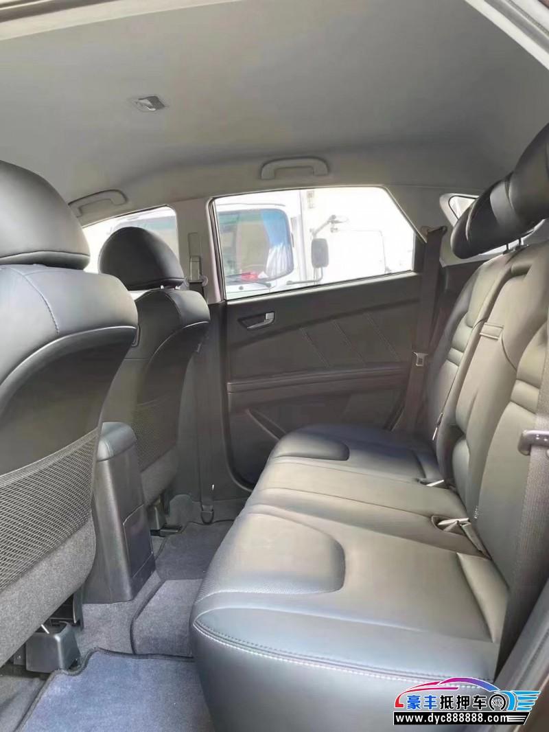 17年纳智捷优6 SUVSUV抵押车出售
