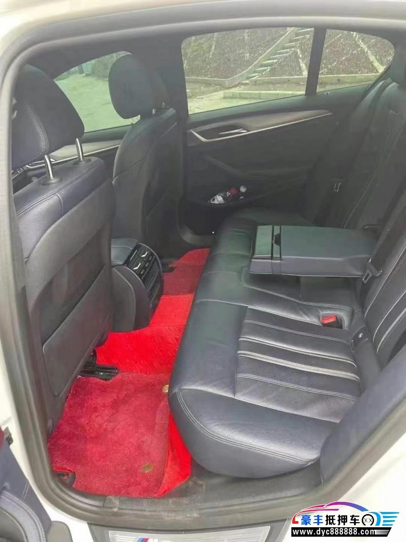 19年宝马5系轿车抵押车出售