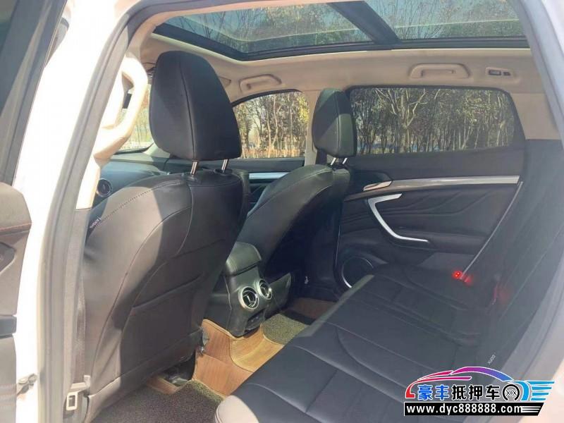 抵押车出售18年WEYVV7SUV