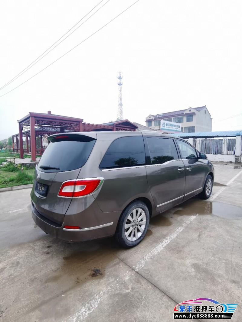 抵押车出售11年别克GL8MPV