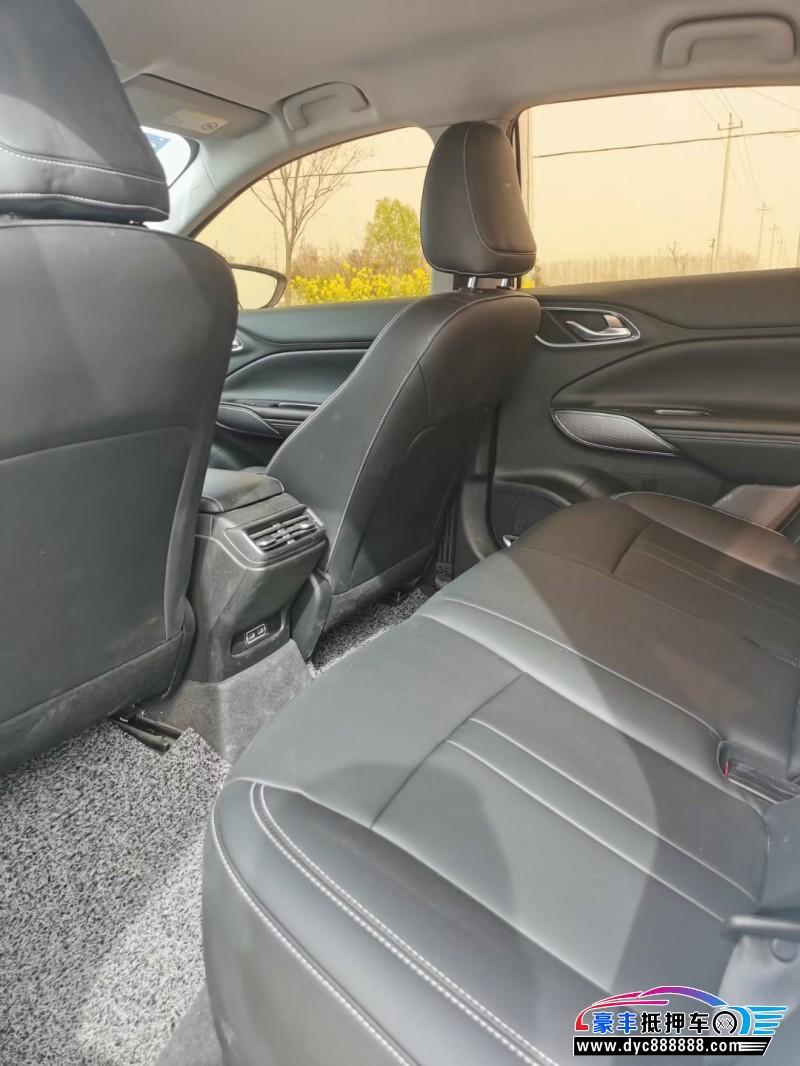 抵押车出售20年传祺Aions轿车