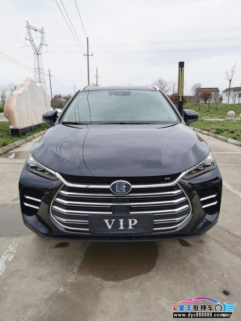 19年比亚迪唐MPV抵押车出售