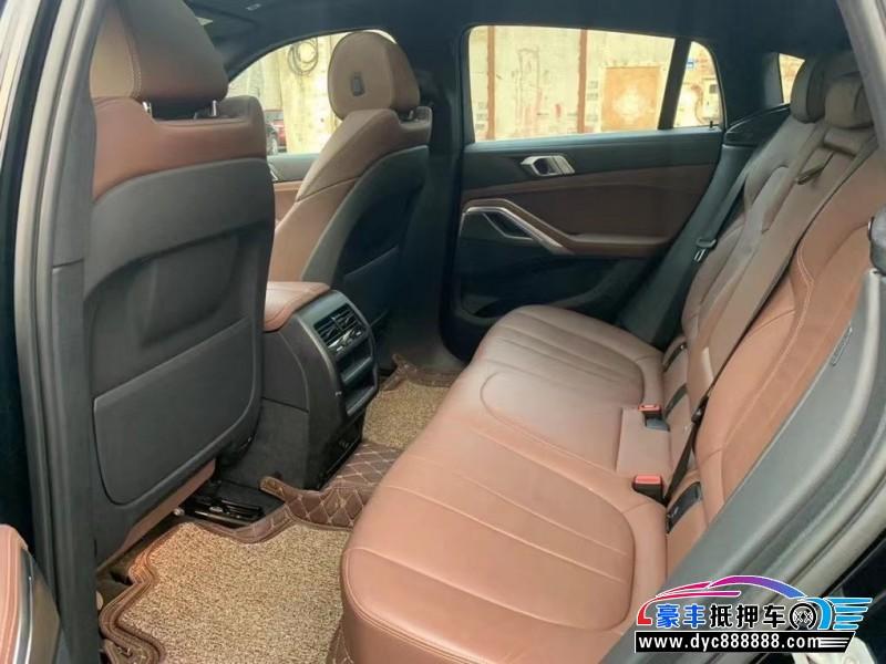 抵押车出售20年宝马X6SUV