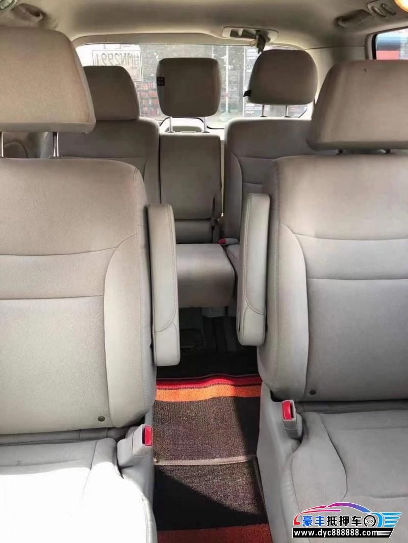 15年本田艾力绅MPV抵押车出售