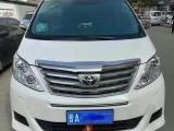 抵押车出售15年丰田埃尔法MPV