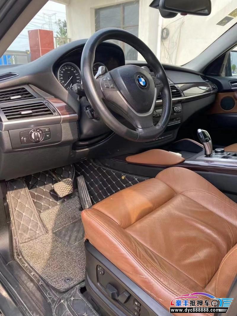 10年宝马X6轿车抵押车出售