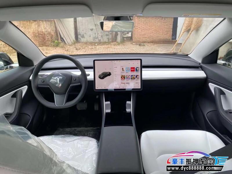 21年特斯拉MODEL 3轿车抵押车出售