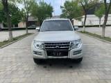抵押车出售17年三菱帕杰罗SUV