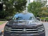 抵押车出售19年大众途昂SUV