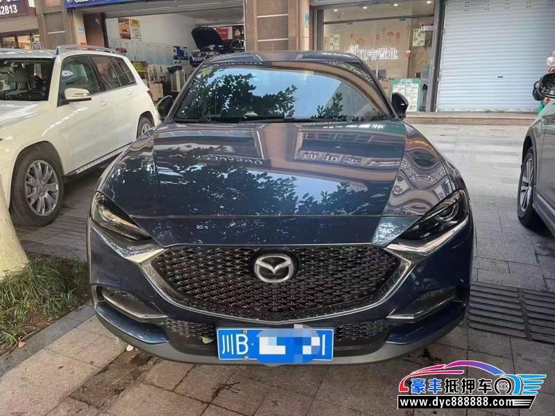 抵押车出售21年马自达CX-4轿车