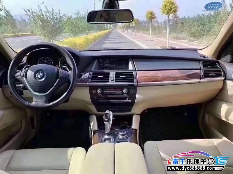 抵押车出售13年宝马X6SUV