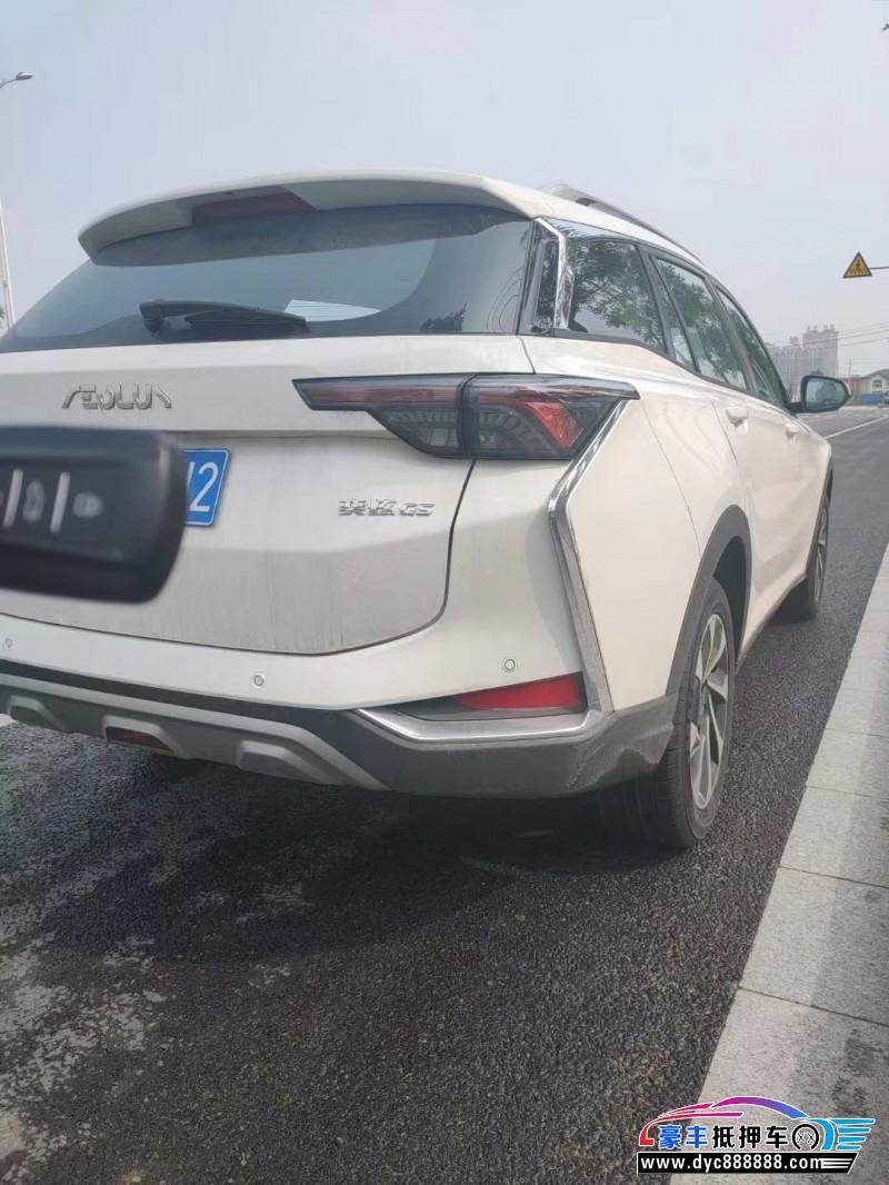 21年东风风神奕炫SUV抵押车出售