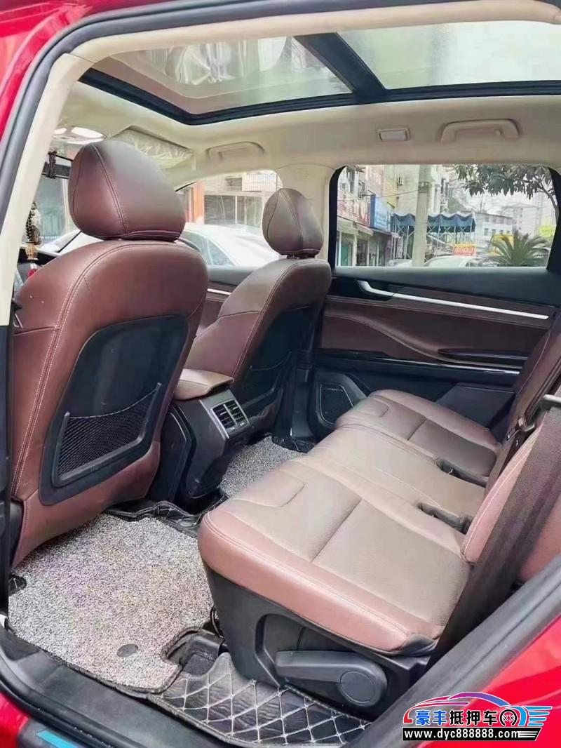 抵押车出售19年君马汽车S70SUV
