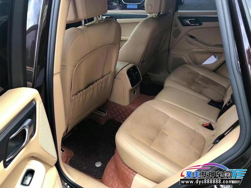 18年保时捷Macan迈凯SUV抵押车出售