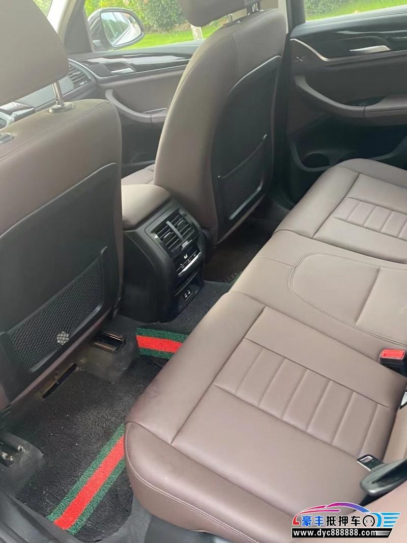 抵押车出售20年宝马X3SUV