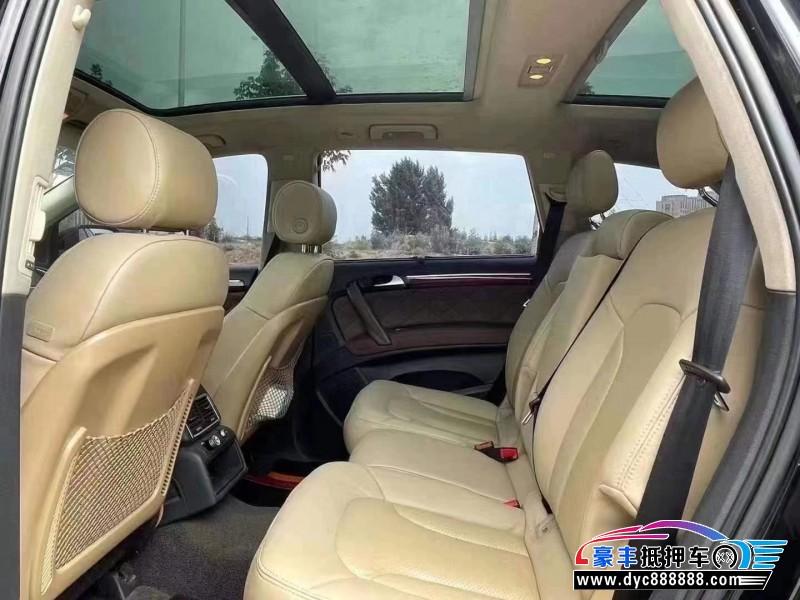抵押车出售11年奥迪Q7SUV
