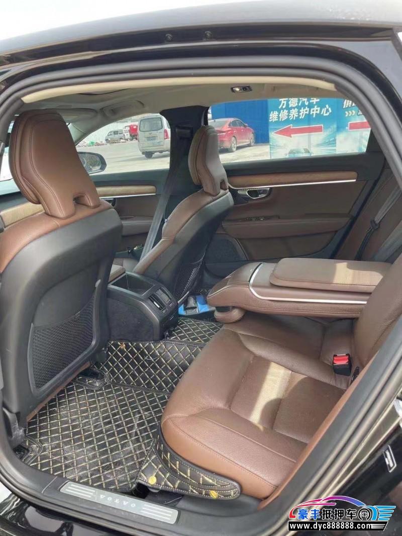 20年沃尔沃S90轿车抵押车出售