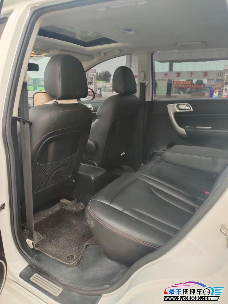 16年长城哈弗H6SUV抵押车出售