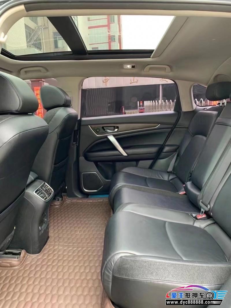 18年本田冠道SUV抵押车出售