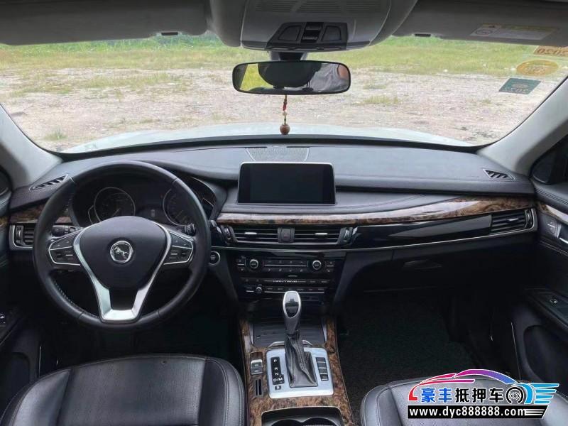 抵押车出售18年汉腾汽车X7SUV