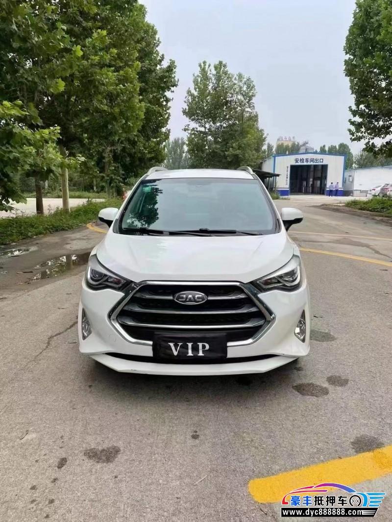 抵押车出售17年江淮瑞风S3SUV