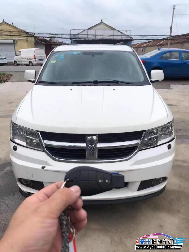 12年道奇酷威SUV抵押车出售