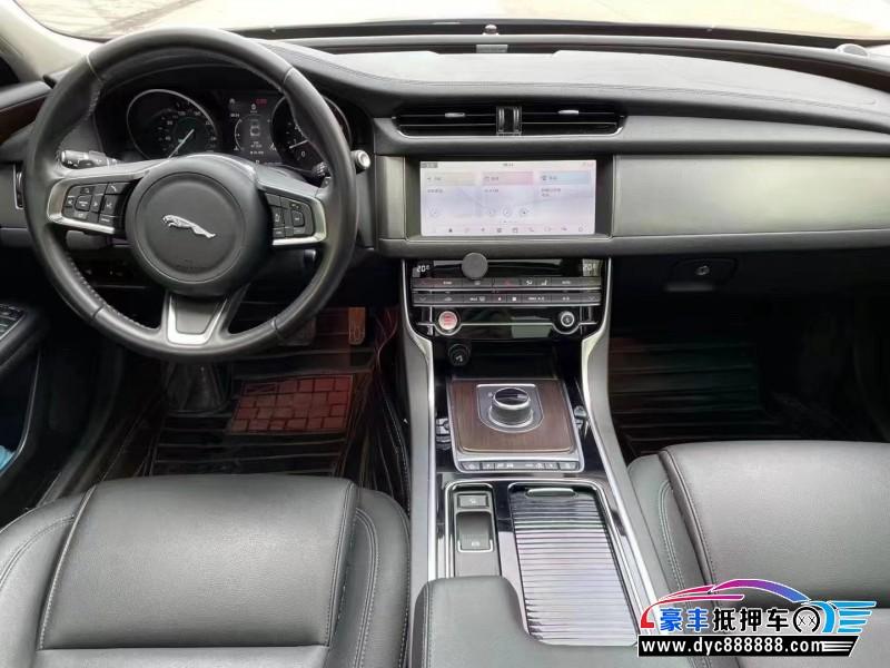 抵押车出售19年捷豹XFL轿车