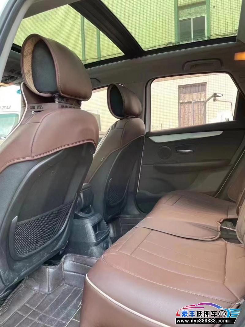 抵押车出售16年宝马2系SUV