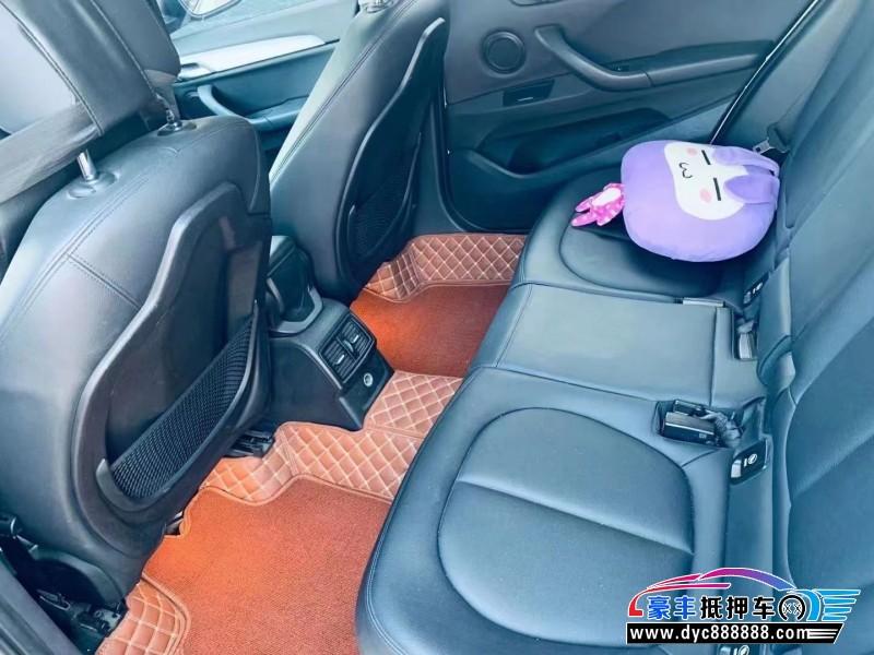 抵押车出售17年宝马X1SUV