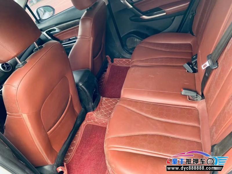 抵押车出售18年北汽绅宝D50轿车