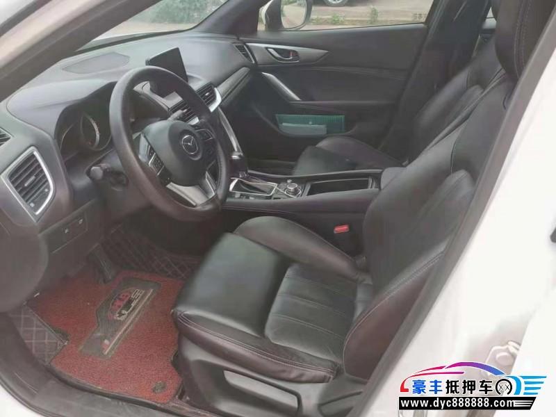 16年马自达CX-4SUV抵押车出售